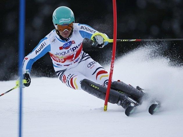 Felix Neureuther vyhrál poslední slalom sezony v Lenzerheide.