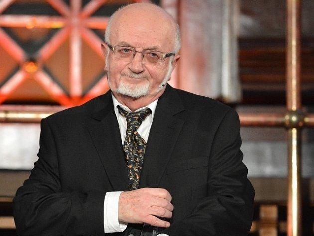 Prozaik, dramaturg a filmový a televizní scenárista Vladimír Körner převzal 22. února v pražském Rudolfinu výroční cenu České filmové a televizní akademie Český lev za mimořádný přínos.