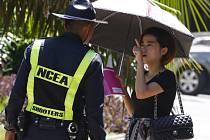 Policie vyšetřuje útok v hotelovém komplexu ve filipínské Manile