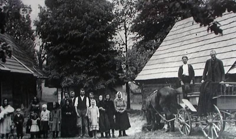 Ploština byla před válkou klidnou valašskou pasekářskou osadou