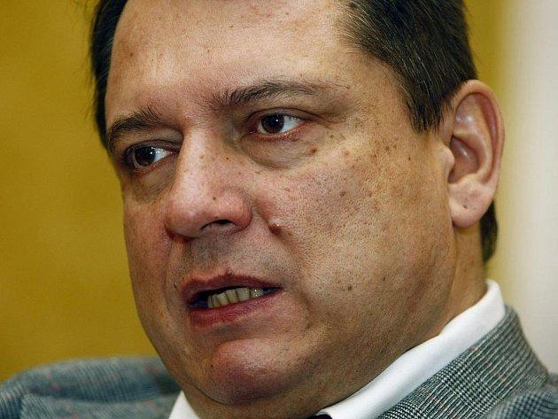 Poslanec a expředseda ČSSD Jiří Paroubek.