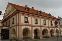 radnice v Lysé nad Labem