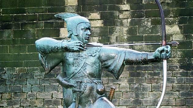 Socha Robina Hooda v Nottinghamu