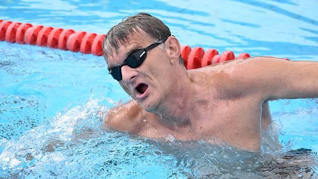 Nevidomý plavec Miroslav Smrčka