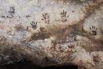 Nově objevené jeskynní malby na Yucatanu