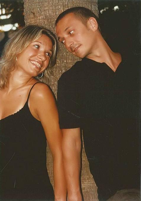 Velimira Stefanova a Petr Koudelka, Turecko.