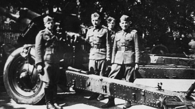1. oddíl, 1. československá samostatná brigáda