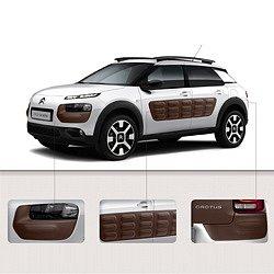 Elastollan®  - materiál pro nový Citroën