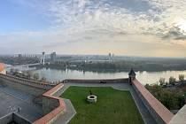 Na návštěvě v Bratislavě