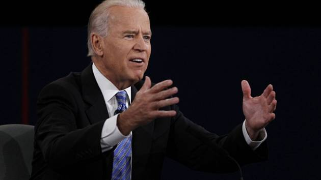 Viceprezident USA Joe Biden.