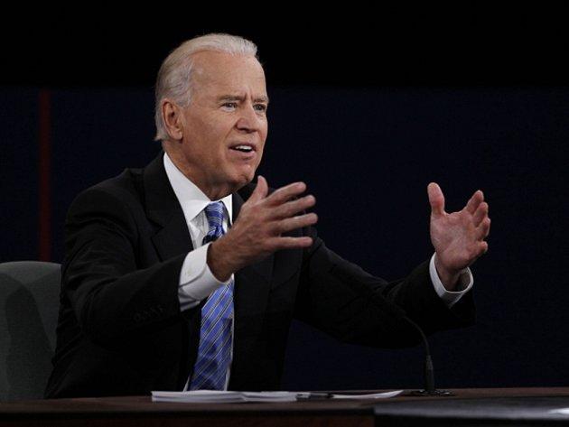 Viceprezident USA Joe Biden.