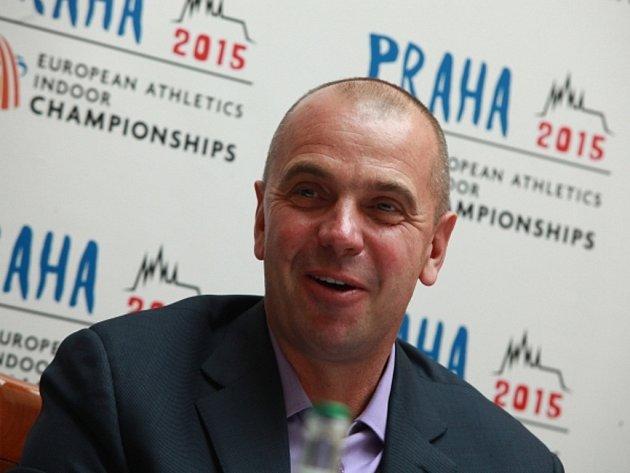 Vladimír Šafařík povede v roli kapitána české tenisty ve finále Davis Cupu proti Srbsku.
