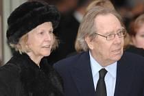 Zemřel lord Snowdon, bývalý manžel princezny Margarety, sestry královny Alžběty II.