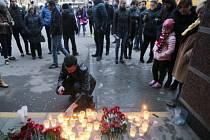 Exploze nálože v petrohradském metru: deset mrtvých, 50 zraněných
