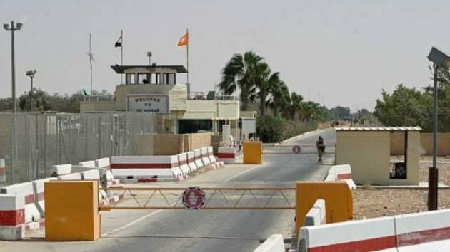 Vojenský tábor na Sinajském poloostrově
