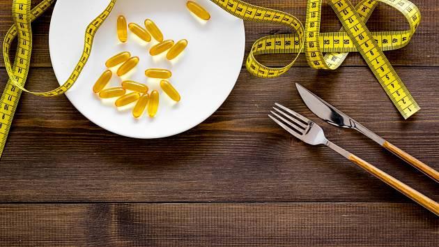 Žádné zázračné pilulky na hubnutí neexistují. Základem je vždy energetická rovnováha, kterou dosáhnete pohybem a vhodnou stravou.