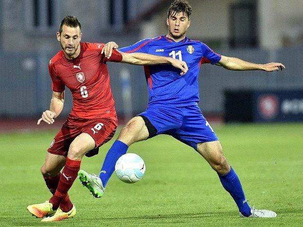 Kvalifikace ME do 21 let: Česko - Moldavsko 4:0