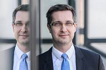 Ředitel investičních produktů ING Bank Petr Žabža