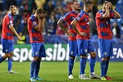 Plzeň proti CSKA Moskva ztratila dobře rozehraný duel, v němž vedla už 2:0.