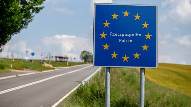 Hraniční přechod ČR s Polskem