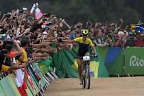 Švédská bikerka Jenny Rissvedsová