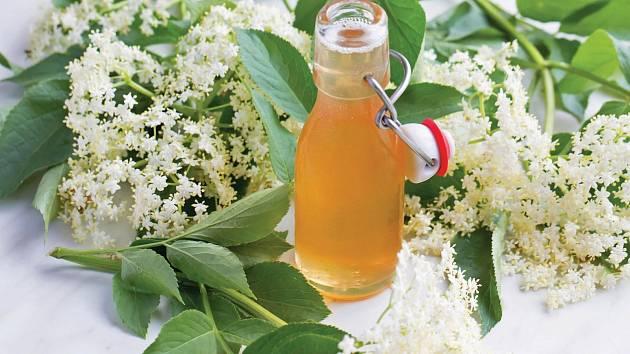 Sirupy zléčivých rostlin můžeme připravit zastudena nebo vařením.