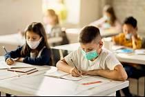 Výuka v době pandemie.