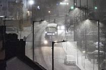 Velkou Británii zasáhl sněhový blizard