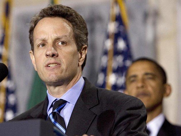 Jedním z hlavních úkolů nového amerického ministra financí Timothyho Geithnera, který se v úterý ujal úřadu, bude právě zajistit vznik nových pracovních míst.
