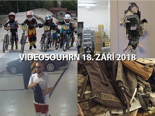 Videosouhrn 18. září 2018