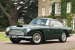 Aston Martin DB4 GT.