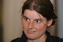 Hana Bašová alias Nency. Jedna z obviněných