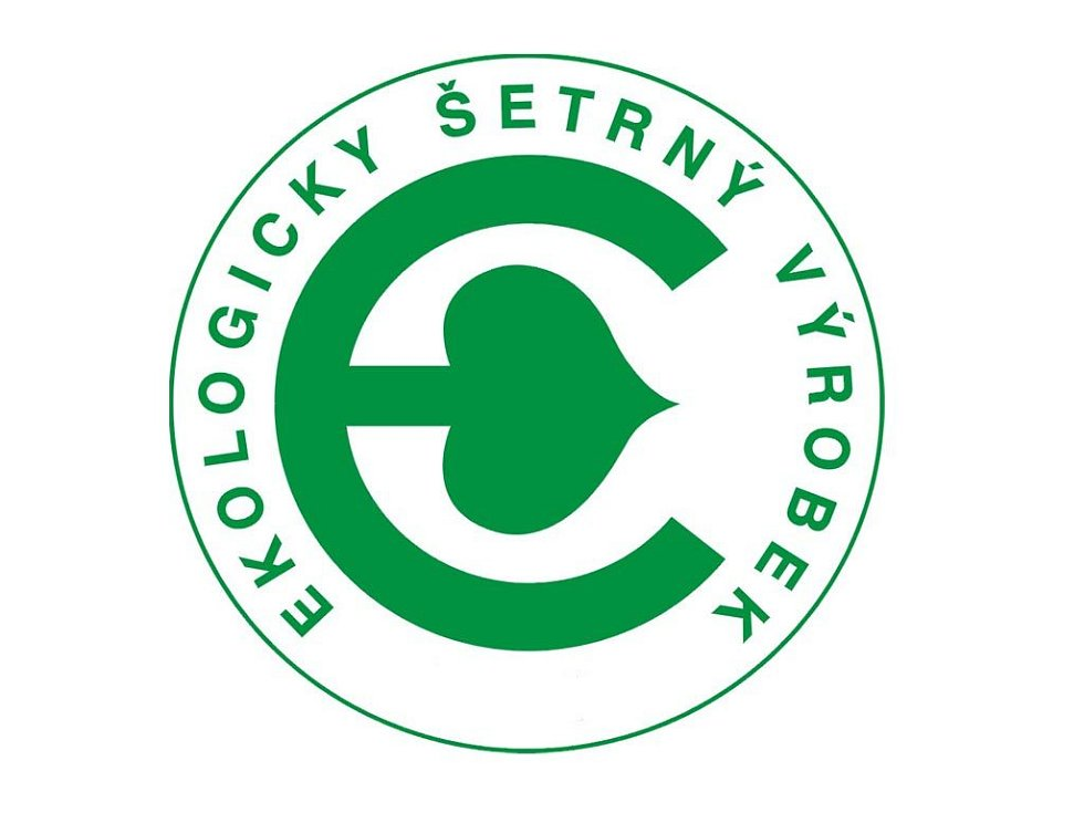 Ekoznačka - Ekologicky šetrný výrobek