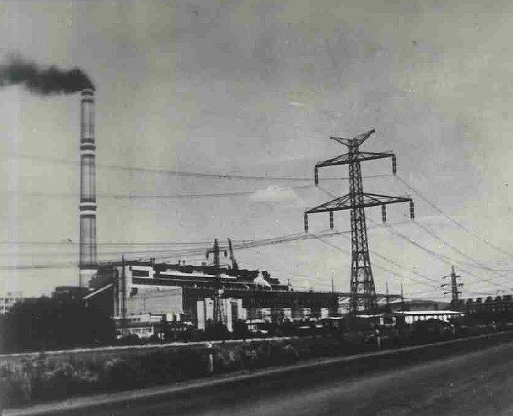 Elektrárna Prunéřov I