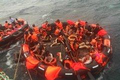 Lodní neštěstí u thajského ostrova Phuket