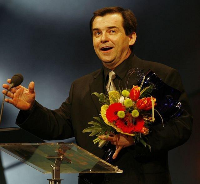 V mužské kategorii si pro cenu přišel Erik Pardus za titulní roli ve hře Dmitrije Mereškovského Smrt Pavla I. (Městské divadlo Brno).