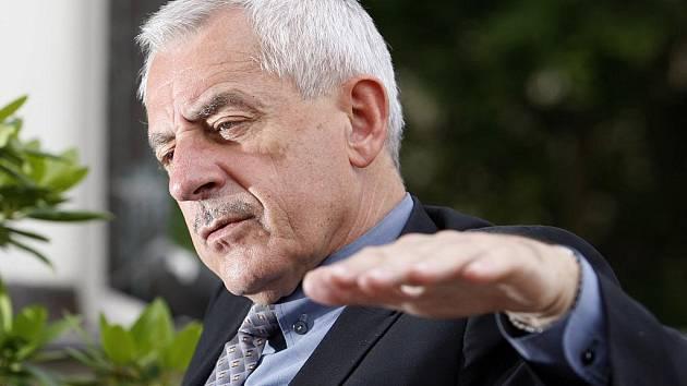 Ministr zdravotnictví Leoš Heger (TOP 09).