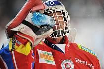 Pardubický gólman Dominik Hašek se představil na ledě Sparty.
