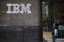 Logo společnosti IBM