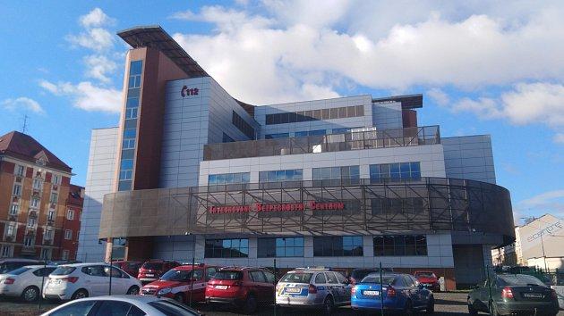 Integrované bezpečnostní centrum v Ostravě