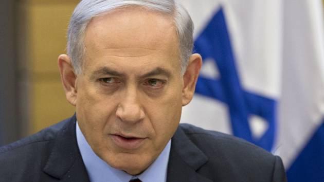 Izraelský premiér Benjamin Netanjahu