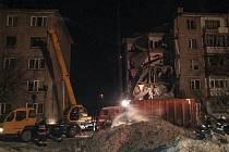 Neštěstí se stalo v městečku Šachan, ležícím asi 50 kilometrů západně od města Karagandy.