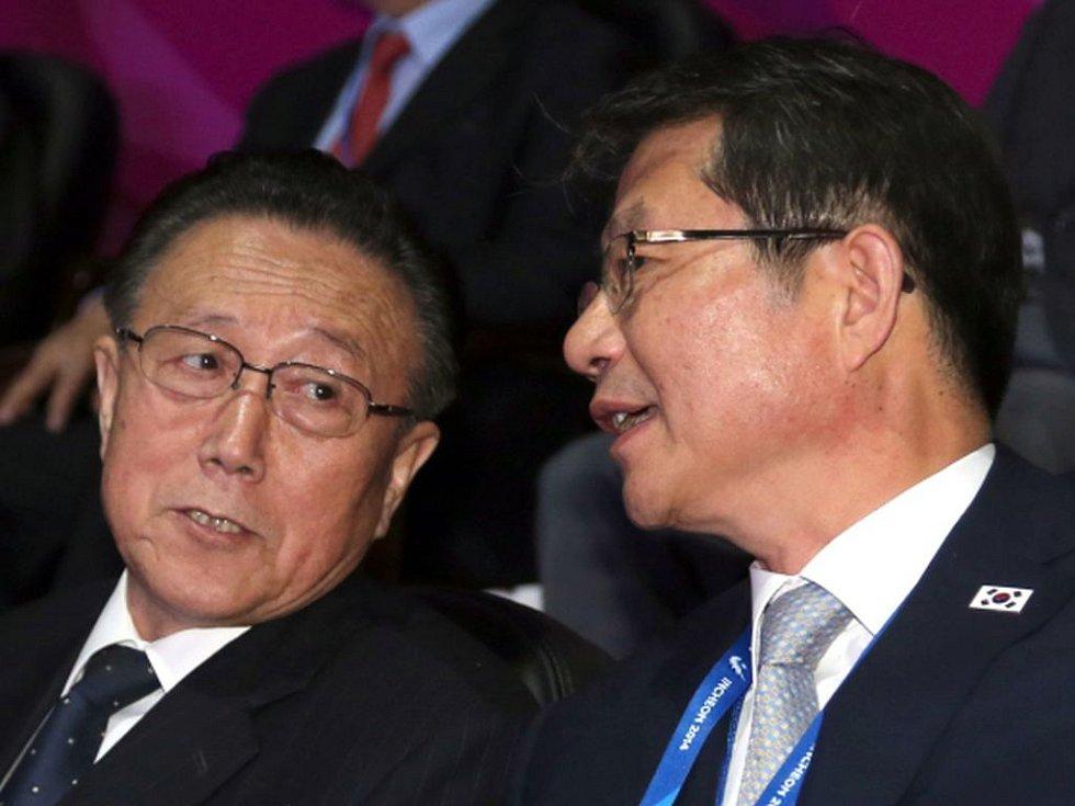 V automobilové nehodě zemřel Kim Jang-kon (73), jeden z nejbližších spolupracovníků severokorejského vůdce Kim Čong-una.