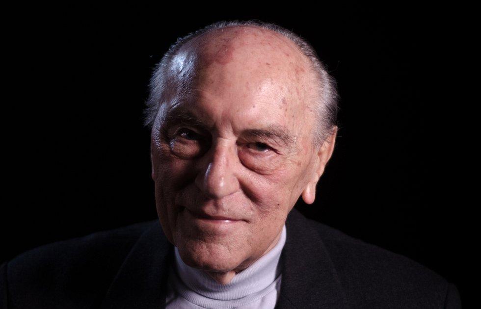 Profesor teologie a filozofie, kněz a jezuita Ludvík Armbruster, březen 2016