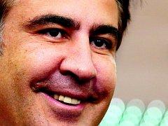 Prezident Michail Saakašvili působil ve své funkci téměř deset let.