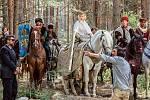 V dobrodružné komedii Terryho Gilliama Muž, který zabil Dona Quijota (2018).