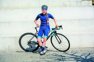 Váha hraje v cyklistice velkou roli. Začala jsem omezovat jídlo, ale pak se mi to vymklo. Najednou jsem týden nic nejedla a vůbec mi to nevadilo, tělo si zvyklo.