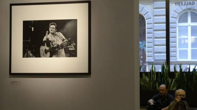 Americký fotograf Jim Marshall (1936-2010) vytvořil během své více než padesátileté kariéry stovky legendárních snímků hudebníků. Výstava jeho fotografií bude zahájena vernisáží v Leica Gallery 28. ledna.