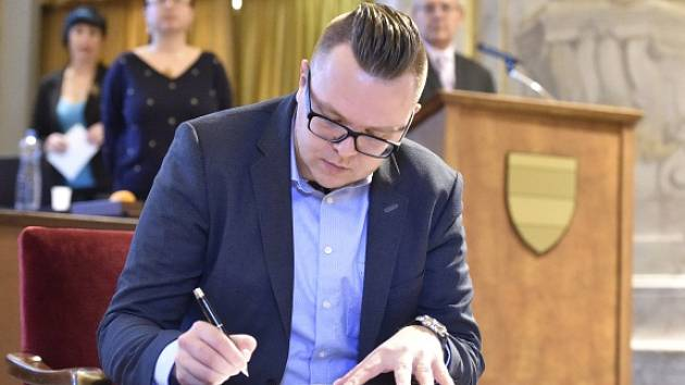 Jiří Faltýnek se stal brněnským zastupitelem.
