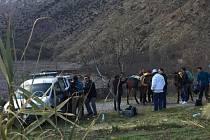 Marocká policie vyšetřuje brutální vraždu dvou turistek.